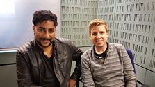 Bobby Friction with Dr Max Wilson
