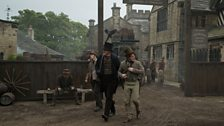 John Brown & Branwell Bronte
