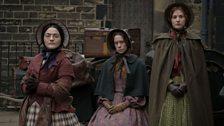 Charlotte, Emily & Anne Bronte