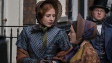 Anne & Charlotte Bronte