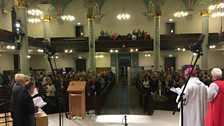 2016 Banbury Celebration of Christmas congregation