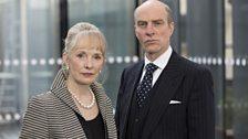 Lady Smallwood & Sir Edwin
