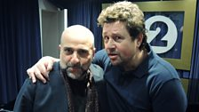 Omid Djalili in Coversation