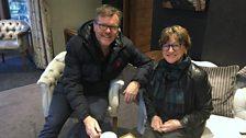 Nigel Haworth and Sheila Dillon