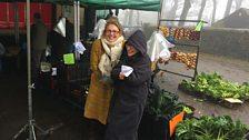 Hoghton Tower Merchants Market