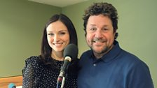 Sophie Ellis-Bextor and Michael Ball