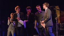 Young Scottish Jazz Musician 2017 Final