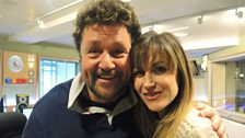 Katherine Kelly chats to Michael Ball