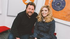 Alison Krauss joins Michael Ball on BBC Radio 2
