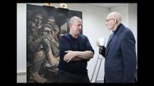 Sunday Morning with Richard Holloway - Peter Howson