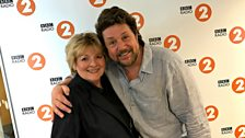 Brenda Blethyn joins The Michael Ball Show