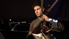 Sergio Serra of Phaedra Ensemble