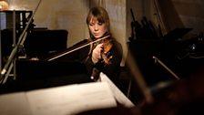 Flora Curzon of Phaedra Ensemble