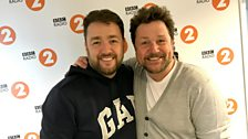 Jason Manford in conversation with Michael Ball
