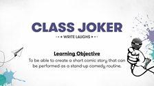 Class Joker - slide 1