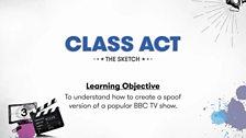 Class Act - slide 1