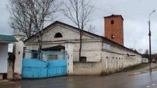 The Soviet era Valenki factory in the nearby town of Sebezh