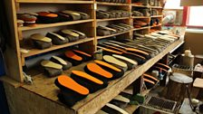 All weather, longer lasting - Snegiri's valenki have rubber soles