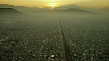 Mexico City is the capital of Mexico and home to over 21 million people
