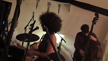 Kandace Springs and her trio