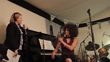 Clare and Kandace Springs