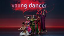 The South Asian Dance Category Finalists - BBCYD2017
