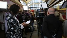 Filming Series 3 of Right on the Money