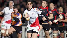 Ulster V Newport Gwent Dragons, 10th February 2012