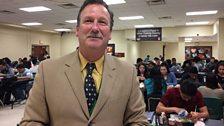 Richard Loeschner, Principal of Brentwood High School