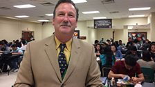 Richard Loeschner, Principal of Brentwood High School