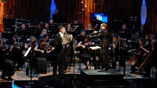 Ben Goldscheider performed with the BBC Symphony Orchestra and Mark Wigglesworth for the BBC Young Musician 2016 Grand Final