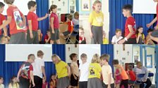 Yardley Gobion Primary School perform their Ten Pieces Assembly