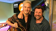 Sam Palladio performs on The Michael Ball Show
