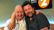 Les Dennis chats to Michael Ball