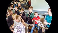Performance from South Monmouthshire Music Centre for BBC Music Day