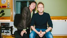Guitarist don't come much bigger than Johnny Marr!