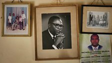 His father, Barack Hussein Obama, was born and raised in Kogelo in Kenya.