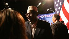 Malik Obama, Barack's Kenyan-born half-brother,