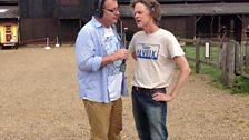 Paul Spencer talks to Foz