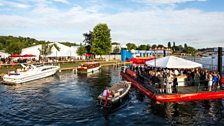 Henley Festival: The Waterfront