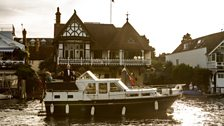 Henley Festival: Boating