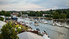 Henley Festival: Down by the river