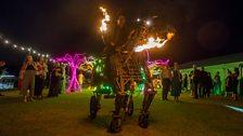 Henley Festival: Mechanical Horse