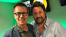 Nicky Campbell chats to Michael Ball