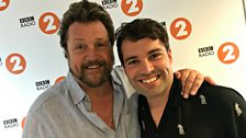 Joe McElderry joins the Michael Ball Show