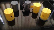 Some of the prototype Pigeon Whistles