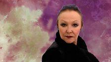 Frances-Barber as Mrs-Touchett