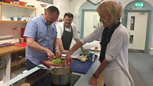 Sue Lawrence lends a hand to Neil's Cullen Skink