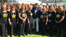 Rock Choir Live Session