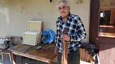 One of the last Greek musicians